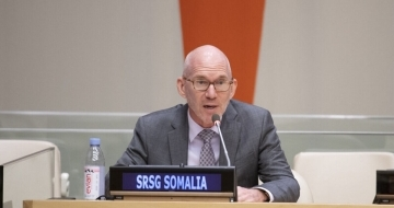 """UN expressed """"deep concern"""" over the soaring feud in Somalia"""