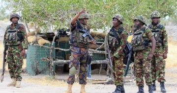 Kenyan forces repel Al-Shabaab attack on Somalia base