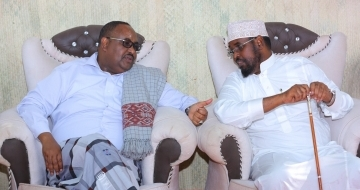 Puntland and Jubaland depart Mogadishu after talks failed