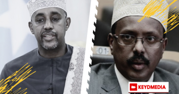 Mediation efforts continue to end Farmajo-Roble power struggle