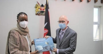 UN envoy discusses security in Somalia with Kenya