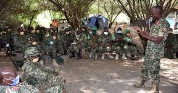 Al-Shabaab lagu laayay Shabeellaha Hoose