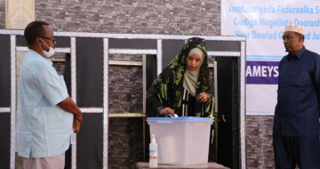 Jubaland fills the remaining four seats in the Senate