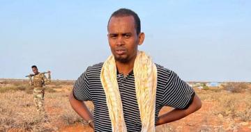 Al-Shabaab commander surrenders to Somali forces
