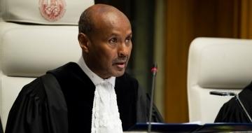 Cabdulqawi: ICJ Cadaalad darro bay ku sameysay Soomaaliya