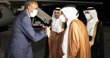 Maxay dowladda Qatar u casuuntay RW Rooble?