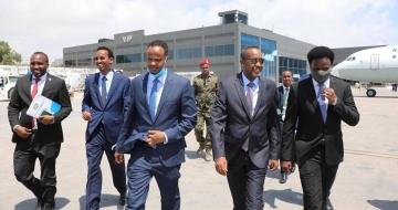 Egypt invites Somali PM for talks in Cairo