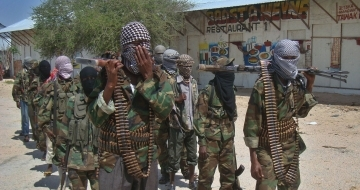 Al-Shabaab launches multi-direction attack on army base