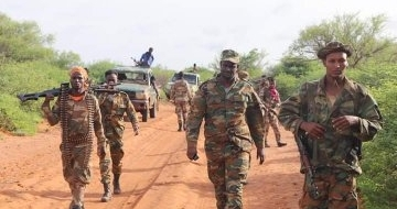 Somali army operations deal heavy blow to Al-Shabaab