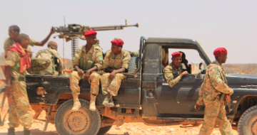 Al-Shabaab launches an assault on a military base in Puntland