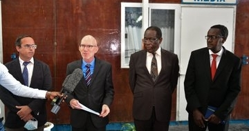UN envoy urges Federal States to expedite elections