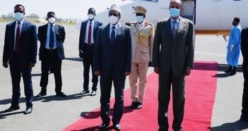 Villa Somalia oo war kasoo saartay booqashadda Farmaajo ee Eritrea