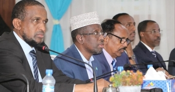 Int'l partners urged to stop Farmajo from holding partial election