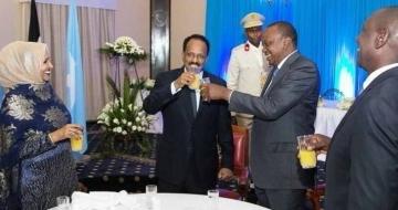Yaa ka dambeeya soo celinta xiriirka Soomaaliya iyo Kenya?