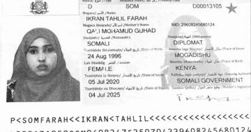 Somali intelligence top brass accused of killing female employee