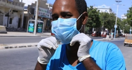 Somalia to fine people not wearing mask in public places