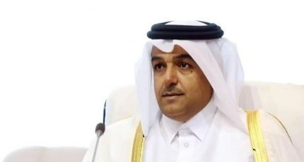 Qatar envoy speaks about his presence in the Capital