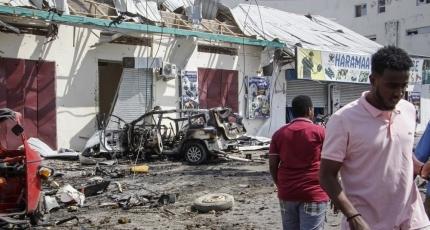 Mortar attack kills 3, including a university graduate girl
