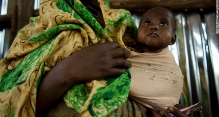 In Somalia 2.8 million people at risk of starvation and food shortages - UN