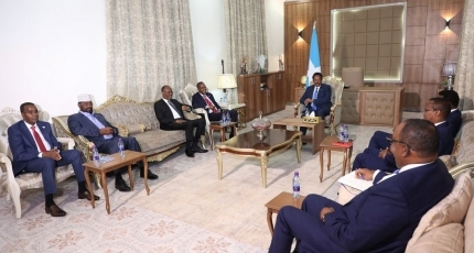 Election deal closer after 'a breakthrough' on Somalia talks