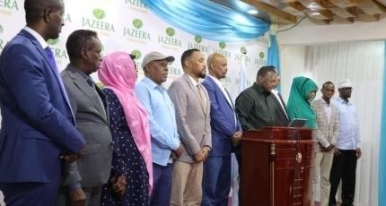 Somali MPs sign a motion against House speaker