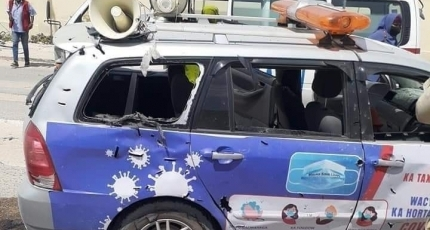 Attack on Covid-19 awareness team kills 1 in Mogadishu