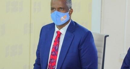 CC Warsame: Waa in la xaddido awoodahada hay'adaha Dawladda