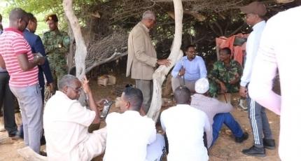 Al-Shabaab oo laga saaray fariisimo ay ku lahaayeen Galmudug