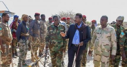 Galmudug faces uncertain future as president beats war drums