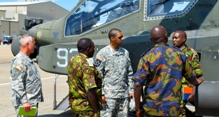 DF iyo Jubbaland indhaha ka daawanaya gardarrada Kenya