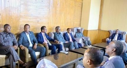 Somali PM takes important Steps to Demilitarize Mogadishu