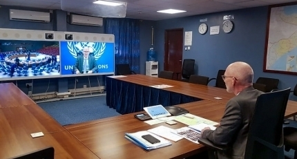 UN warns over Mogadishu talks failure, urges compromise