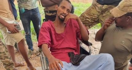 La kulan Sargaal 17 maalmood Al-Shabaab ka dhuumanayay isagoo dhaawac ah
