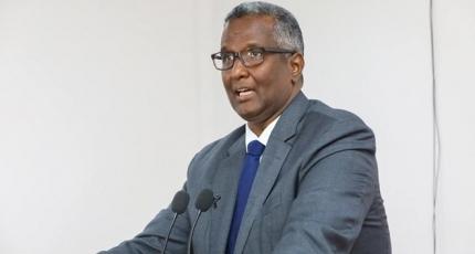 CC Warsame: Farmaajo doorasho lala galo ma taallo, waa in la iska kiciyaa