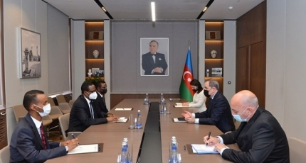 Somalia began to establish diplomatic ties with Turkey allies