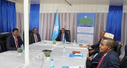 Election talks in Mogadishu go into a second day