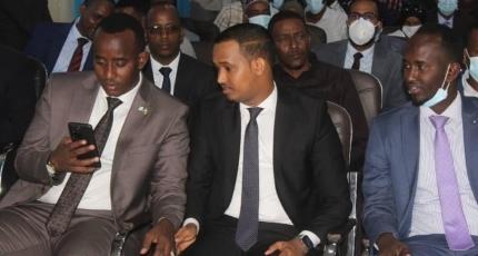 Yaa ku soo baxay kuraasta Aqalka Sare ee lagu doortay Baydhabo?