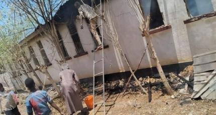 ICRC oo ka hadashay weerarkii xarunta Bisha Cas ee Baardheere