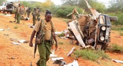 Heavy fighting erupts in Kenya following Al-Shabaab attack
