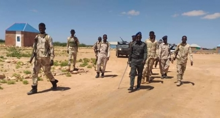 Senior military official succumbs to blast wounds in Somalia