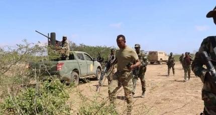 Al-Shabaab oo laga saarey degmada Kuntunwaarey