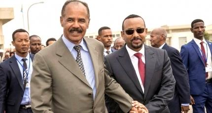 Kaalinta Eritrea ee dagaalka Itoobiya