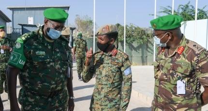 AMISOM iyo CXDS oo dajiyay khidad howlgal oo ka dhan ah Al-Shabaab