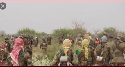 Al-Shabaab oo askar ku af-duutay Shabeellaha Hoose