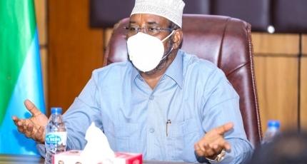 Axmed Madoobe: Ciidanka DFS dhibaato ayeey ka wadaan Gedo