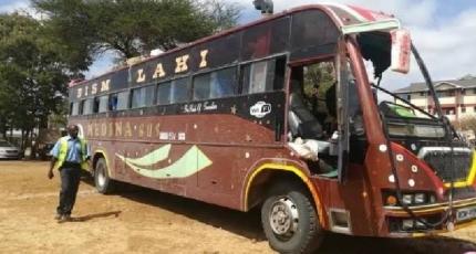 Kenya oo sugi la' amniga basaska rayadku ku safraan