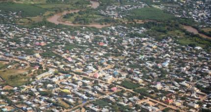 Tribal fighting erupts in central Somalia