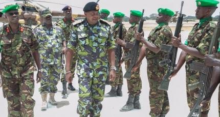 Kenya diyaarinaysa weerar lagu qabsanayo Beled-Xaawo [XOG]