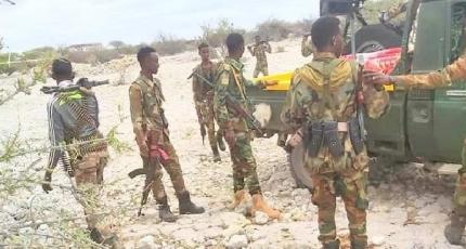Allied forces launch anti-al-Shabaab push in Somalia