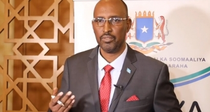 Somalia's security minister refutes claims of attack on ex-leader